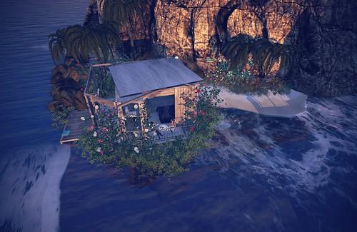 For rent 550L 500+prims Koala Beach | by Prisqua