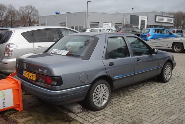 Ford Sierra mk3 2.0i CL Azur aut 1-10-1991 DD-LN-81