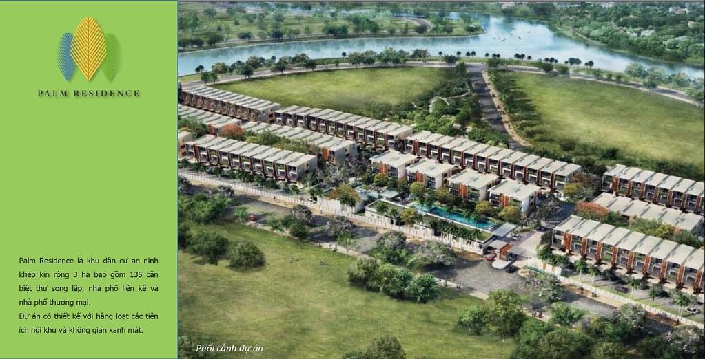 Thiết kế dự án khu đô thị Palm City