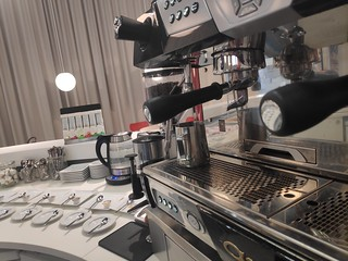 2019 IMM Internationale Möbel Messe Köln. Standcaterig und Kaffee Catering https://koeln-catering-service.de/event-catering/messe/ | by Hummer Catering
