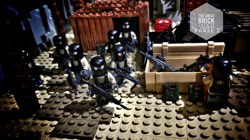 Great Brick War: Phase 2. Rolling out next week on Eurobricks.com. Sign up Now!