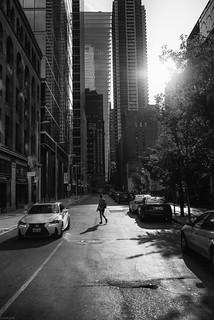 Walking down the street | by knipslog.de