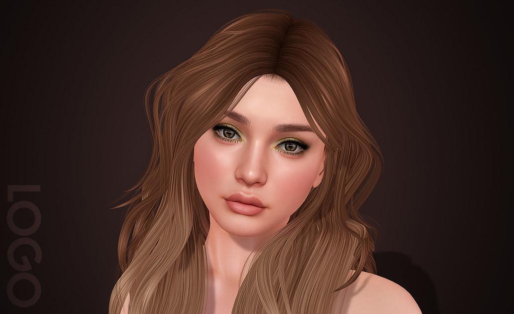 LOGO Jolie Head Portrait