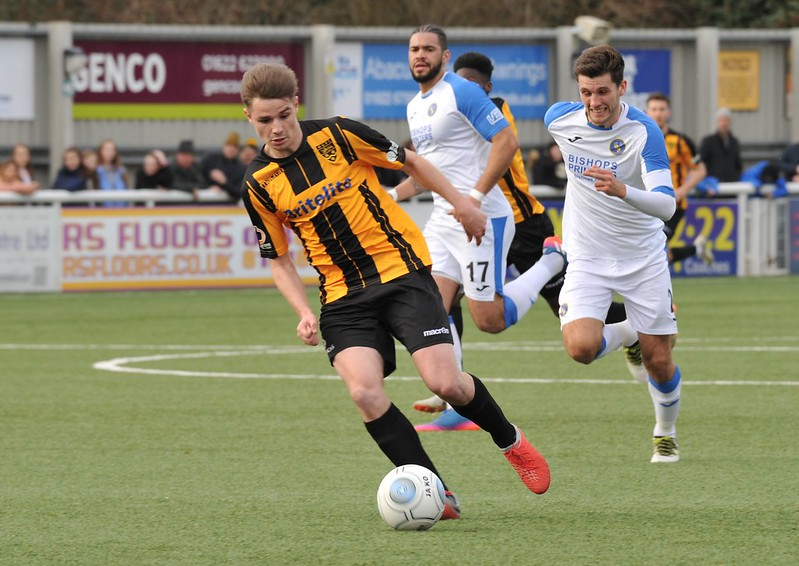 Maidstone United v Havant & Waterlooville 147