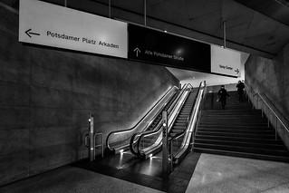 Bahnhof Potsdamer Platz   by Berlin-Knipser