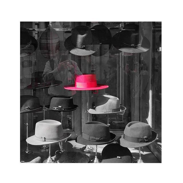 el sombrero rojo