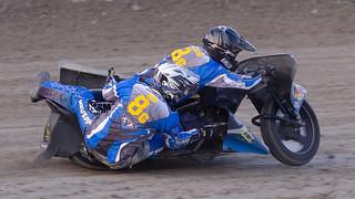 8G Sidecar Racing NZ, Meeanee Speedway, Hawkes Bay, NZ - 16/3/19