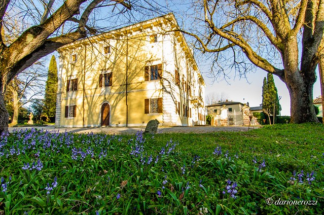 Villa ai Tenimenti d'Alessandro, Cortona, Toscana_Italy
