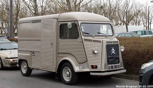 Citroën HY 1975 | by XBXG