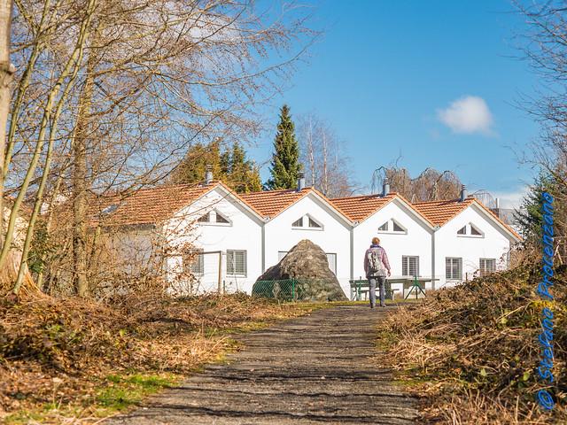 Passeggiata a Villars-sur-Glâne