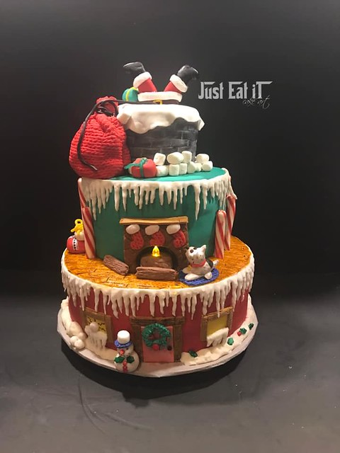 Cake by Just Eat It Cake Art