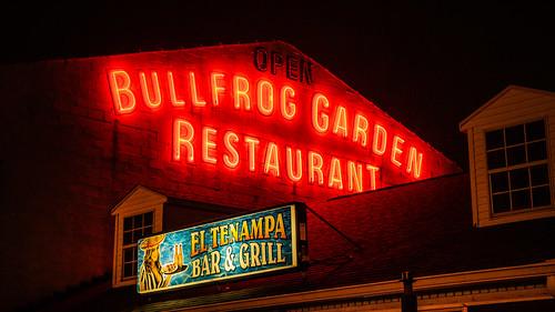 Bullfrog & The Tenampa