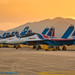 Su-30sm Russian Knights -1-3 by O.C. de With Aviation photography