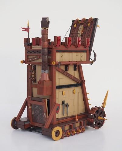 Siege Engine | by W. Navarre
