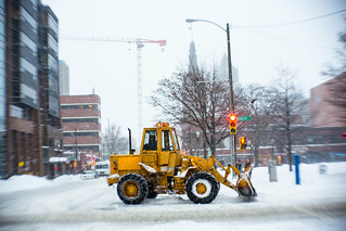 Cathedral Square Snow Removal | by VBuckley.com
