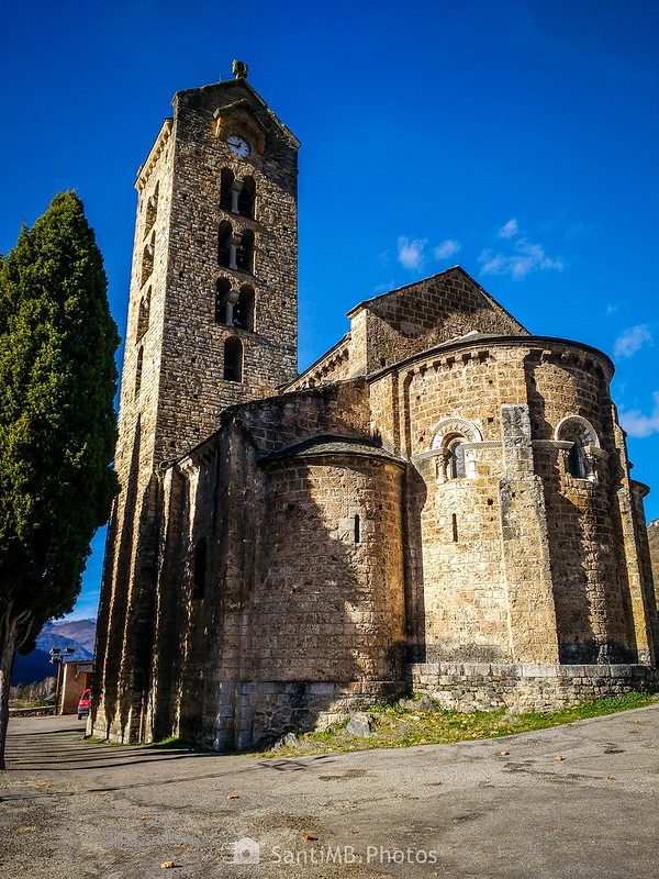 Iglesia románica de Saint-Martin d'Unac