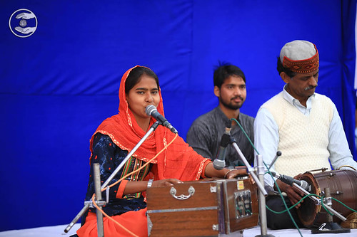 Devotional song by Rajkumari and Saathi from Bharatpur RJ
