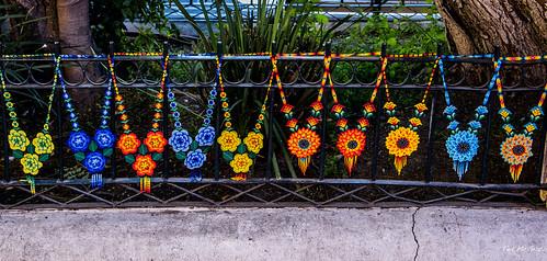 2018 - Mexico - Puebla - Calle 6 Sur Market Beads