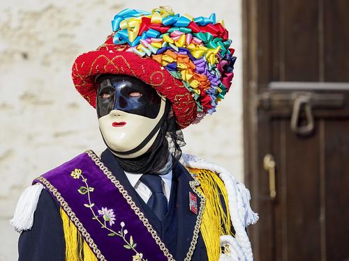 Carnevale di Bagolino   by Riccardo Palazzani - Italy