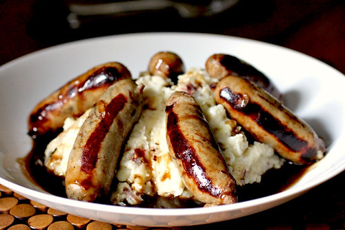 Irish Bangers and Colcannon | by Smells Like Home