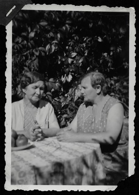 Archiv S24 Gartengespräch bei Nürnberg, 1950er