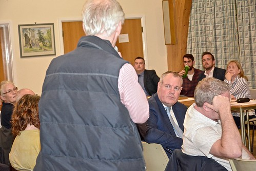 Conor meets with Talbot Village Residents Association   by Conor Burns - Conservative
