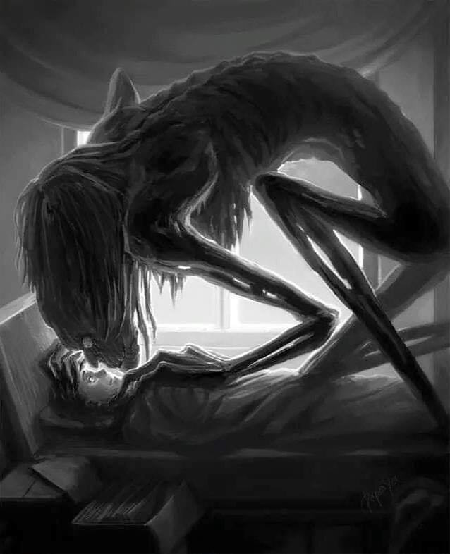 Jinn Al Kaboos – A jinn that attacks you while sleeping