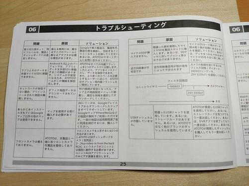 ATOTO カーナビ 開封 (35) | by GEEK KAZU