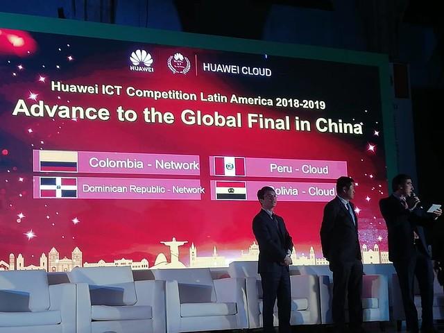 Talentos TIC Huawei