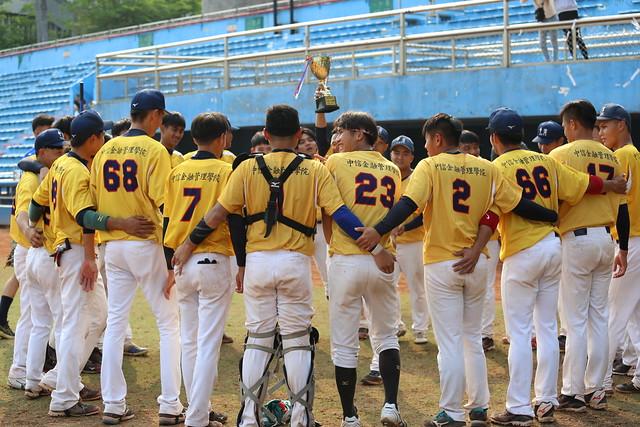 20190403大專盃棒球賽vs.嘉藥