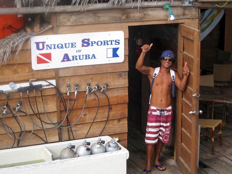OG of Unique Sports of Aruba Feb 2012