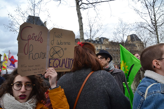8 mars 2019 - Paris République