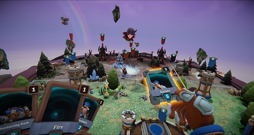 Skyworld PS VR - Release Date Screenshot 05   by PlayStation Europe