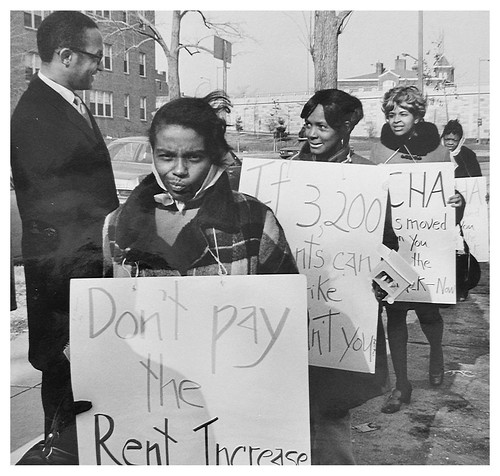 Rent strike at Capper Dwellings: 1970 | by Washington Area Spark