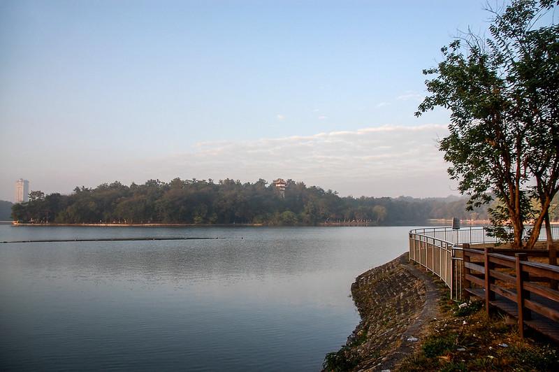 澄清湖之晨 1