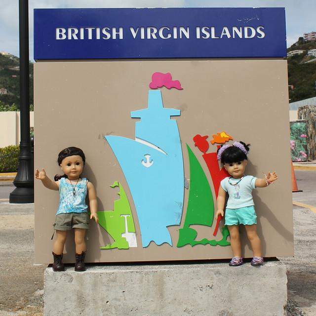 Tortola Cruise Port