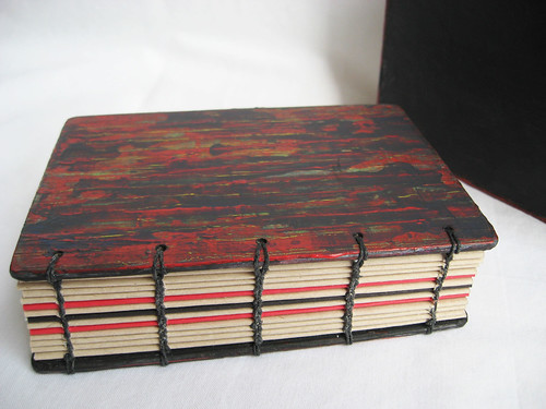 Sketchbook with slipcase   by J L Norberg