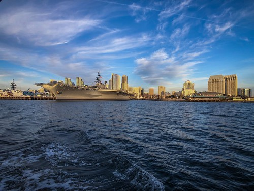 CV-41 USS Midway | by retsoced