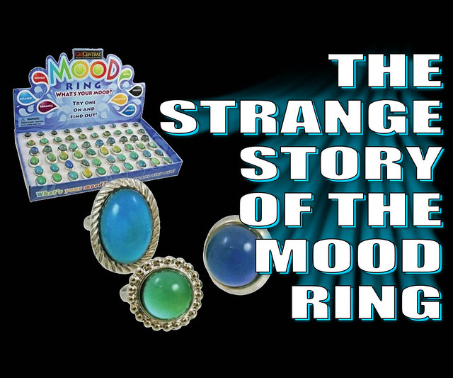 (VIDEO) The Strange Story of the Mood Ring
