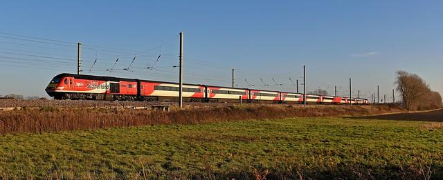 LNER High Speed Train
