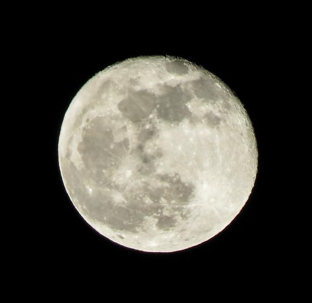 Solstice Moon - 12-23-18