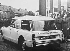 MT-77-86 CITRO�N ID 19F Confort Ambulance 1963