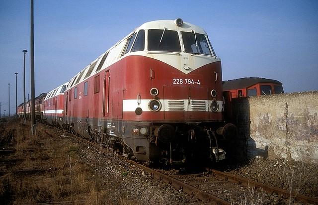 228 794  Sangershausen  11.03.95
