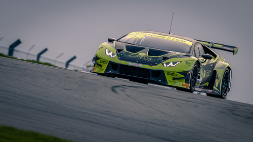 #69 Lamborghini Huracan GT3 EVO of Barwell Motorsport 2019 British GT Media Day | by Xtra Photographic