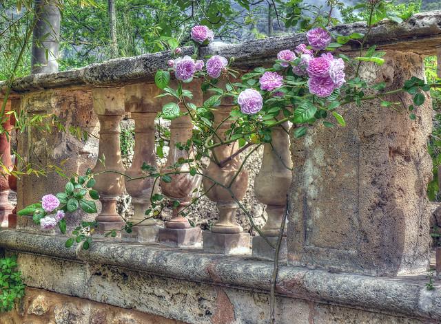 Jardines de Alfabia - Gärten von Alfabia