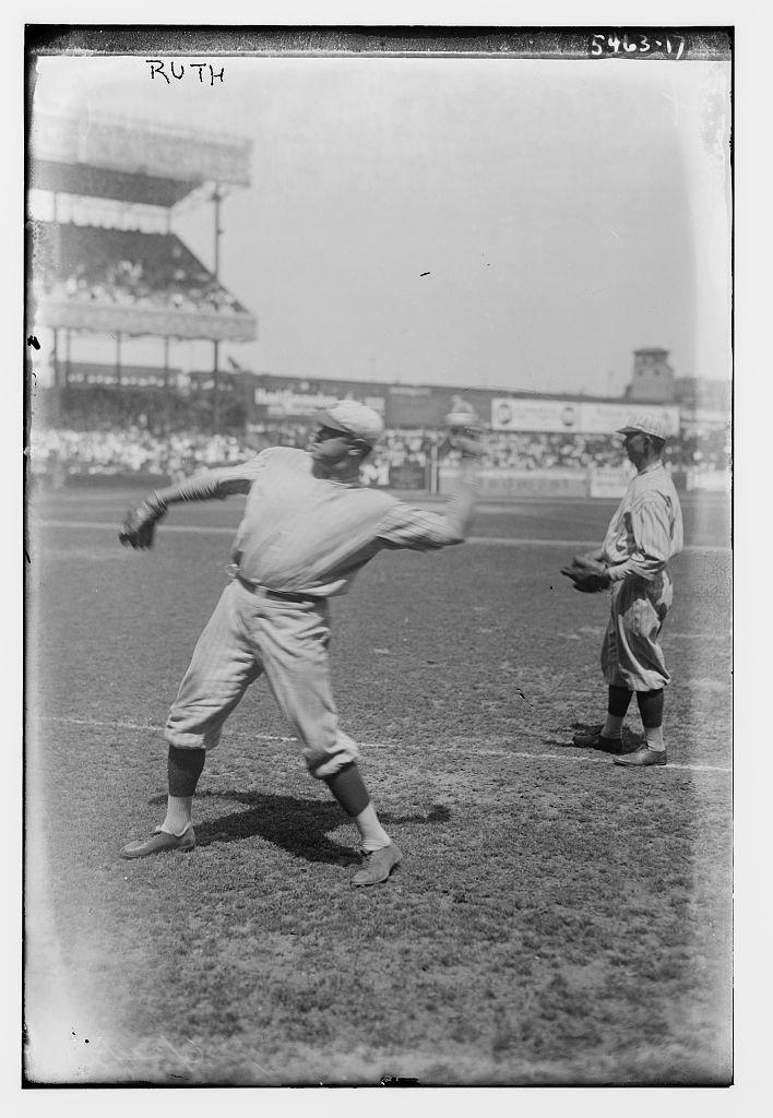 [Babe Ruth, New York AL (baseball)] (LOC)
