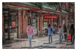 China Town Walk-by