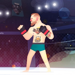 conor mcgregor | by SEKOND