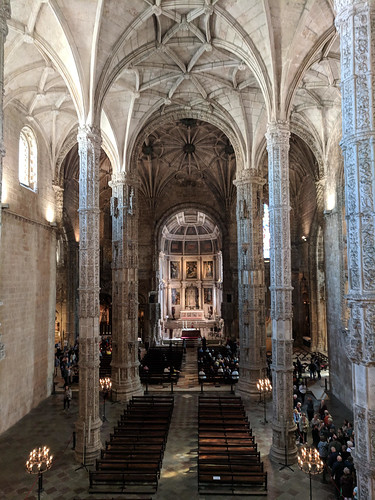 Church Santa Maria de Belém