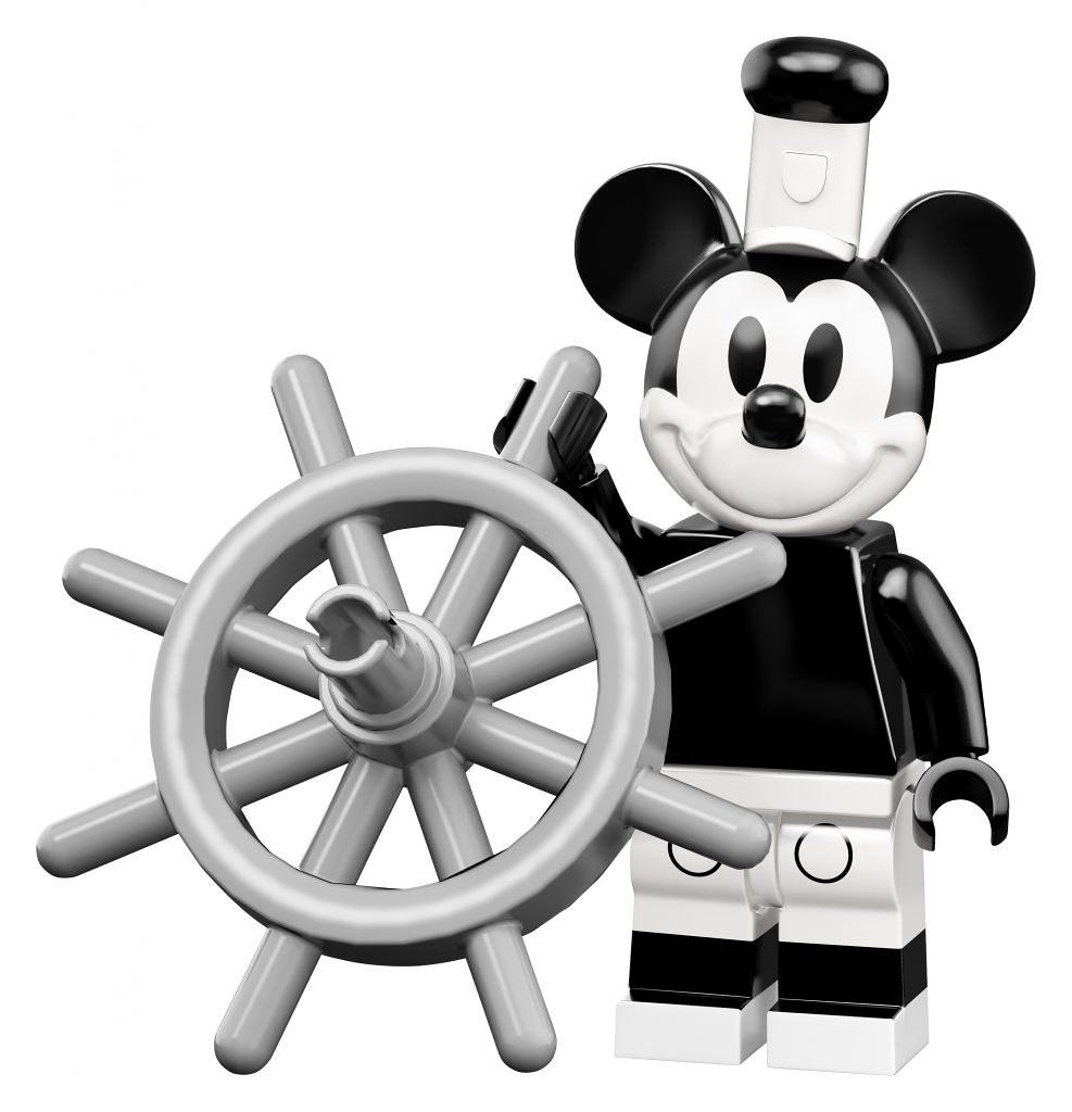 Brickfinder - LEGO Disney Series 2 Minifigures Feel Guide!